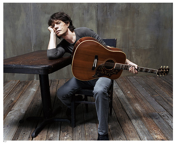 Mick Jagger / EMI Music LTD