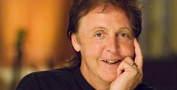Paul McCartney / fot. oficjalna strona artysty
