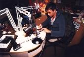 Enrique Iglesias w studiu RMF FM