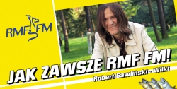 Plakat kampanii Jak zawsze RMF FM