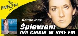Plakat kampanii Śpiewam dla Ciebie w RMF FM