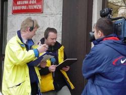 od lewej: Tomasz Skory, Roman Osica