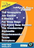 Plakat Inwazji Mocy 2000