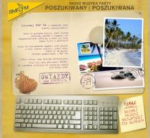 Layout serwisu Poszukiwany/Poszukiwana - konkurs rodzinny (2003)