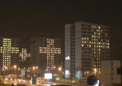 Kraków po śmierci Jana Pawła II