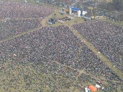 Biały Marsz po śmierci Jana Pawła II