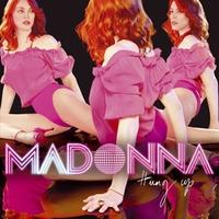 Okładka singla Madonny <i>Hung Up</i>