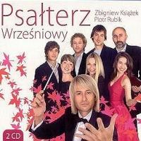 Okładka płyty Piotra Rubika <i>Psałterz Wrześniowy</i>