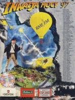 Plakat Inwazji Mocy'97