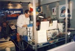 Studio radia KIIS FM