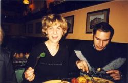 Daria Grunt i Piotr Andrysiak