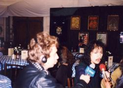 Kirk Hammett z zespołu Metallica