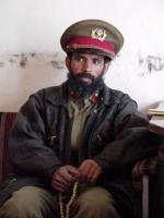 Portret oficera w Kabulu