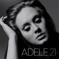 Okładka płyty Adele <i>21</i>