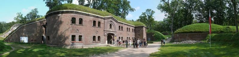 Świnoujście Fort Gerharda