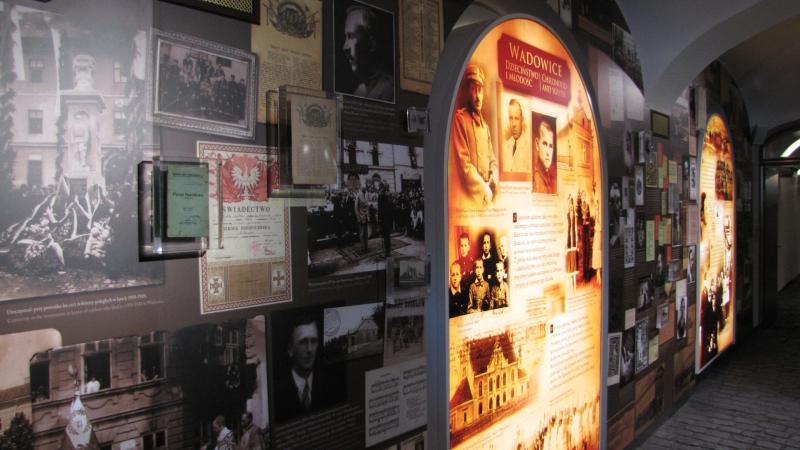 Dom papieski w Wadowicach - wnętrze/ foto. arch. RMF FM