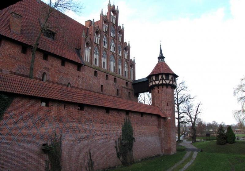 Zamek w Malborku / Fot. Michał Dukaczewski, RMF FM