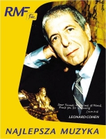 Leonard Cohen jako gwiazda kampanii RMF FM - najlepsza muzyka