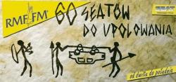 Plakat kampanii Polowanie na Seaty