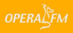 Logotyp stacji Opera FM