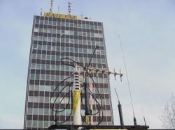 Siedziba RMF FM w wieżowcu przy ul. Francuskiej