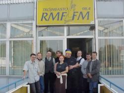 Zespół RMF FM w Trójmieście