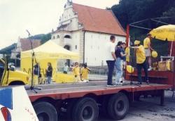 Przygotowania - Kazimierz nad Wisłą
