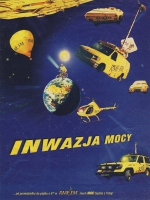 Plakat Inwazji Mocy '95