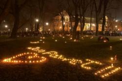 Kraków w dniu śmierci Jana Pawła II