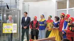 Królewna Śnieżka odwiedziła małych pacjentów w Klinice Budzik