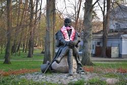 Pomnik Jana Jerzego Haffnera