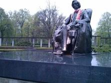 Pomnik Fryderyka Chopina we Wrocławiu