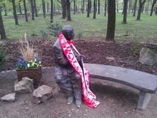Pomnik Jana Nowaka-Jeziorańskiego w Warszawie