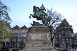 Pomnik Jana III Sobieskiego w Gdańsku