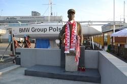 Pomnik Mariusza Zaruskiego w Gdyni