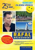 Koncert za jeden uśmiech 2015: Rafał Brzozowski link=