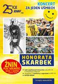 Koncert za jeden uśmiech 2015: Honorata Skarbek link=