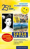 Koncert za jeden uśmiech 2015: Sarsa link=