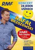 Koncert za jeden uśmiech 2016: Rafał Brzozowski link=