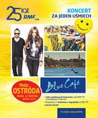 Koncert za jeden uśmiech 2016: Blue Cafe link=