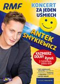 Koncert za jeden uśmiech 2016: Antek Smykiewicz link=