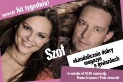 Kreacja internetowa programu Szoł (jesień 2009)
