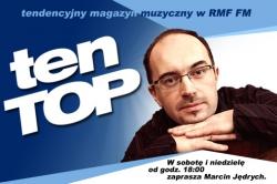 Kreacja internetowa programu Ten Top (jesień 2009)