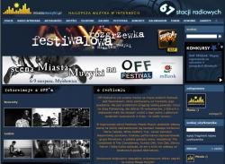 Specjalny serwis Miasta Muzyki na Off Festival 2009