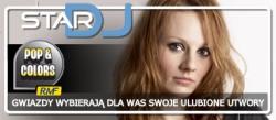 Ewelina Flinta w audycji Star DJ
