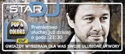 Andrzej Piaseczny w audycji Star DJ