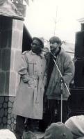 Brian Scott i Paweł Pawlik