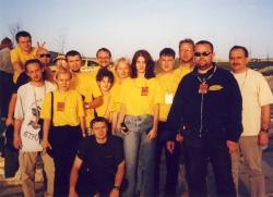 Od prawej: S. Smółka, J. Burda, P. Pawlik