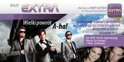 Strona internetowa programu RMF Extra