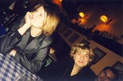 Beata Lubecka i Daria Grunt